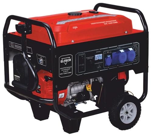 Бензиновый генератор с автозапуском ELITECH БЭС 12500 ЕАМК 10 кВт
