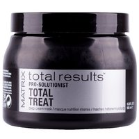 Matrix Total Results Pro Solutionist Total Treat Deep Cream Mask - Крем-маска для глубокого ухода за волосами, 500 мл