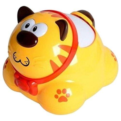 Купить Каталка-игрушка Zhorya Мой пузатик (ZYB-B2078-2) со звуковыми эффектами, Каталки и качалки