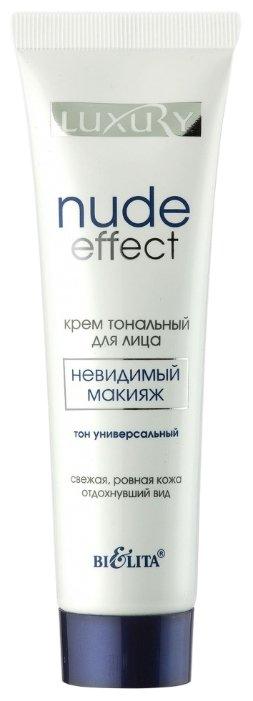 Bielita Тональный крем Luxury Nude Effect невидимый макияж 30 мл