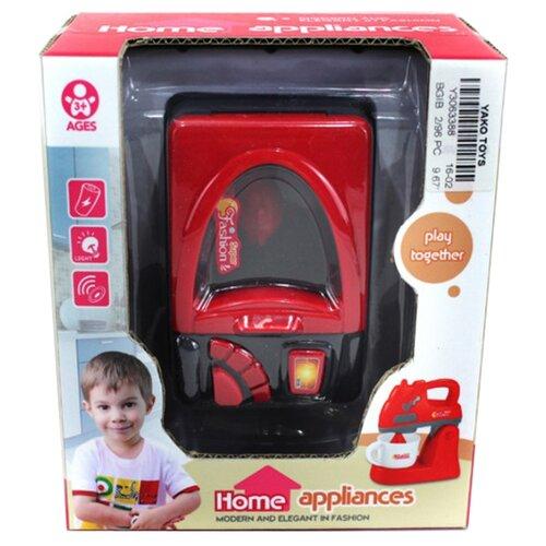 Купить Микроволновая печь Yako Y3063388 красный, Детские кухни и бытовая техника