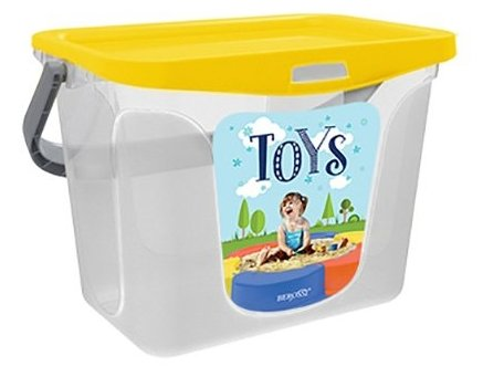 Контейнер BEROSSI Toys 6 л (АС360)