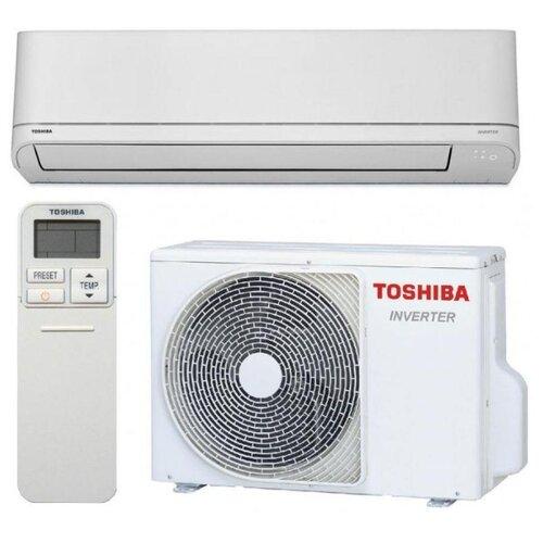 Настенная сплит-система Toshiba RAS-10U2KV-EE / RAS-10U2AV-EE белый настенная сплит система toshiba ras 18j2kvg ee ras 18j2avg ee