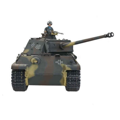 Танк Taigen Panther G Highest Configure (TG3879G-1HC-IR) 1:16 42 см
