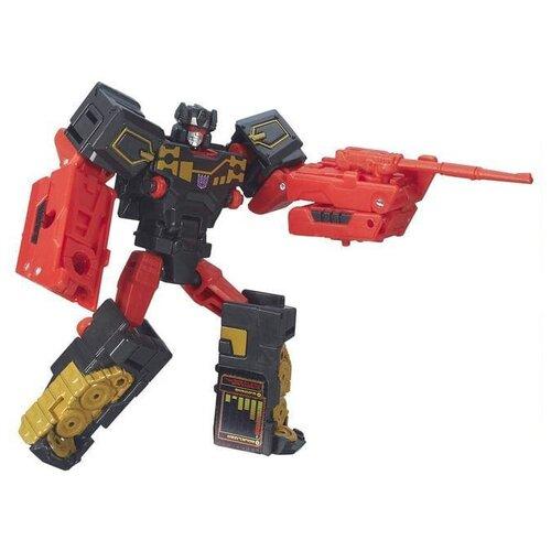 Трансформер Hasbro Transformers Рамбл. Войны Титанов Лэджендс (Трансформеры Дженерейшнс) B7023 красный/черный, Роботы и трансформеры  - купить со скидкой