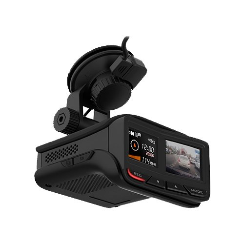 Видеорегистратор с радар-детектором Street Storm STR-9970BT Wifi, GPS, ГЛОНАСС черный street storm str 9540ex signature