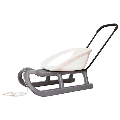 Купить Санки Tornado Торнадо 1 (11240 / 112401) белый/серый, Санки и аксессуары