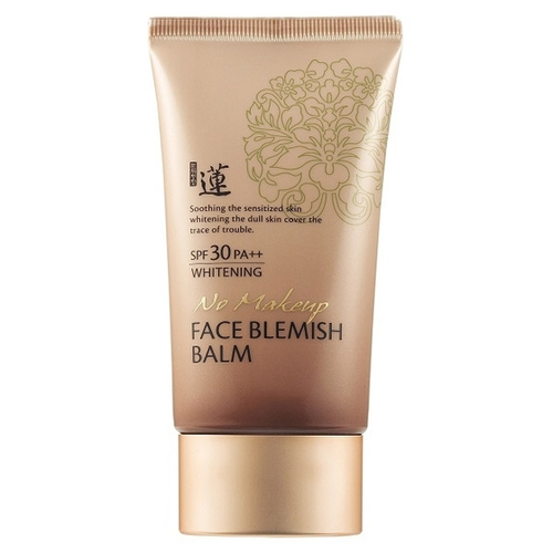 Welcos Lotus BB крем No Make Up SPF30 50 мл
