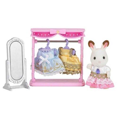 Купить Игровой набор Sylvanian Families Праздничные платья 5236, Игровые наборы и фигурки