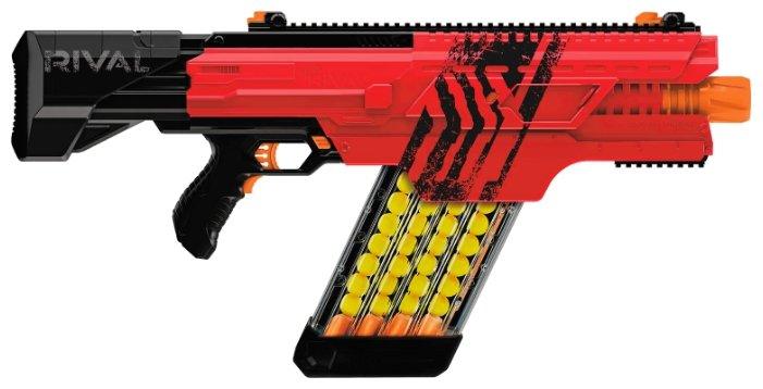 Бластер Nerf Райвал Хаос MXVI-4000 (B3858)
