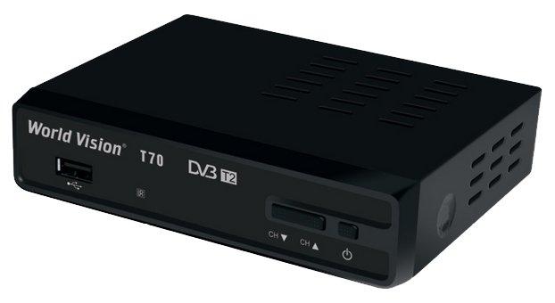 TV-тюнер World Vision T70