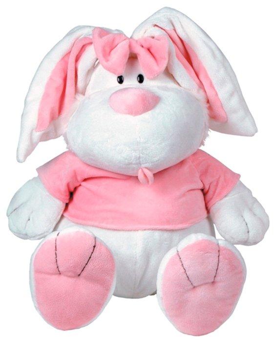 Мягкая игрушка Gulliver Кролик белый 56 см