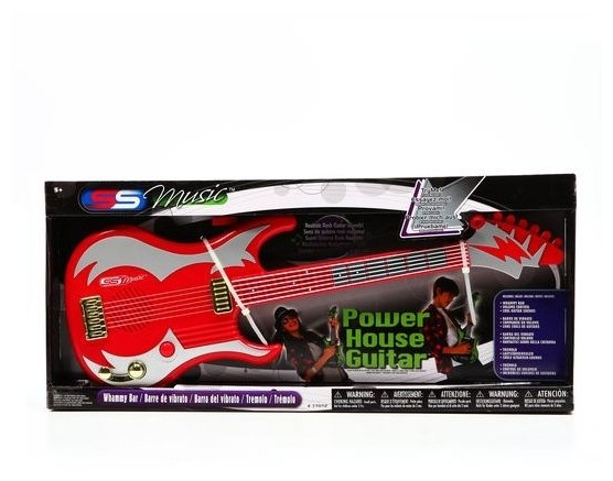 SS Music гитара Power House 77012
