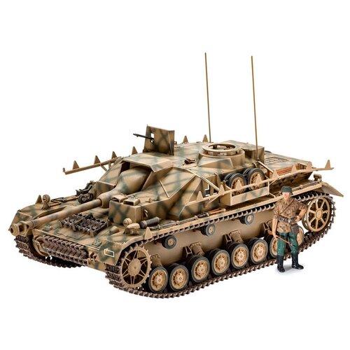 цена на Сборная модель Revell Sd.Kfz. 167 StuG IV (03255) 1:35