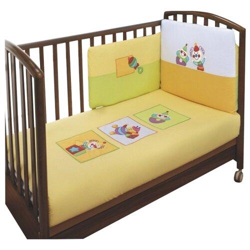Feretti комплект Puppet (6 предметов) Желтый feretti комплект orsetti long 6 предметов violet