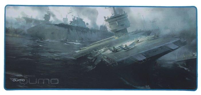 Коврик Qumo Dead Navy (22483)