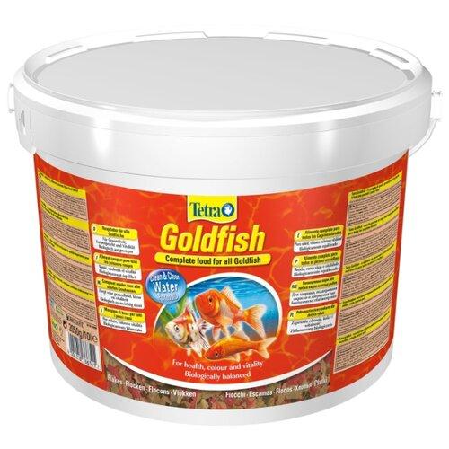 Сухой корм для рыб Tetra Goldfish 10000 мл сухой корм для рыб tetra goldfish 10000 мл