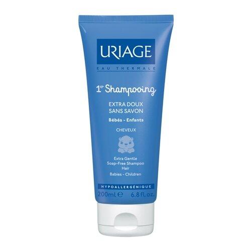 Uriage Bebe Ультрамягкий шампунь 200 мл мыло uriage