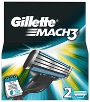 Сменные лезвия Gillette Mach 3
