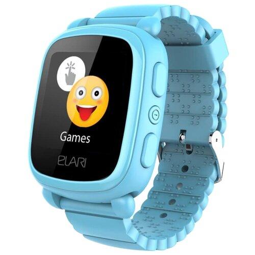 Часы ELARI KidPhone 2 голубой