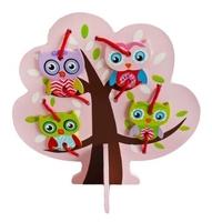 Шнуровка Mapacha Дерево с совятами (76429)