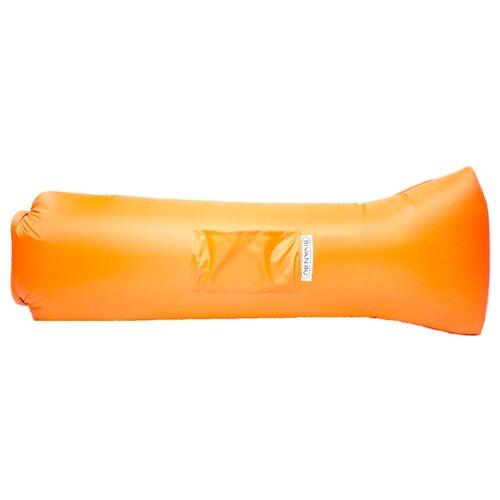 Надувной диван Биван Биван 2.0 оранжевый