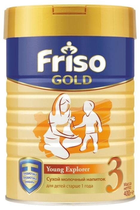 Смесь Friso Friso Gold 3 (от 1 года до 3 лет) 400 г