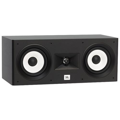 Полочная акустическая система JBL Stage A125C black по цене 10 990