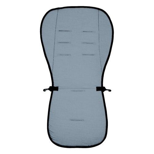 Купить Матрас для прогулочной коляски Altabebe Lifeline Polyester + 3D Mesh 83 x 42 голубой, Матрасы и наматрасники