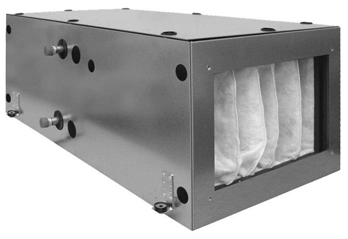 Вентиляционная установка Shuft CAU 4000/1-39,0/3