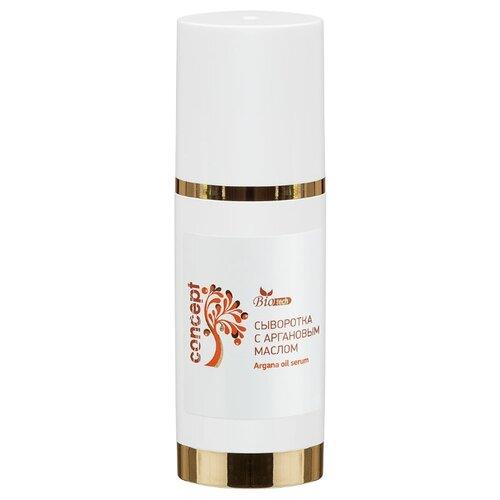 Concept Biotech Argana Сыворотка с аргановым маслом для волос, 50 мл biotech nutrition isotonic 10 40 г
