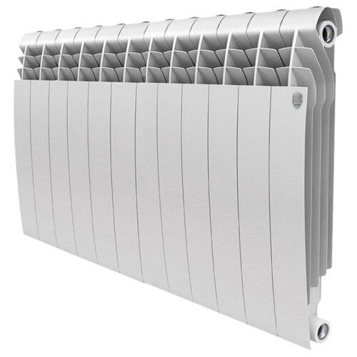 Купить со скидкой Радиатор секционный биметаллический Royal Thermo BiLiner 500 x12 500/87 , теплоотдача 1332 Вт 12 сек
