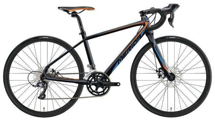 Подростковый шоссейный велосипед Merida Mission J Road (2018)