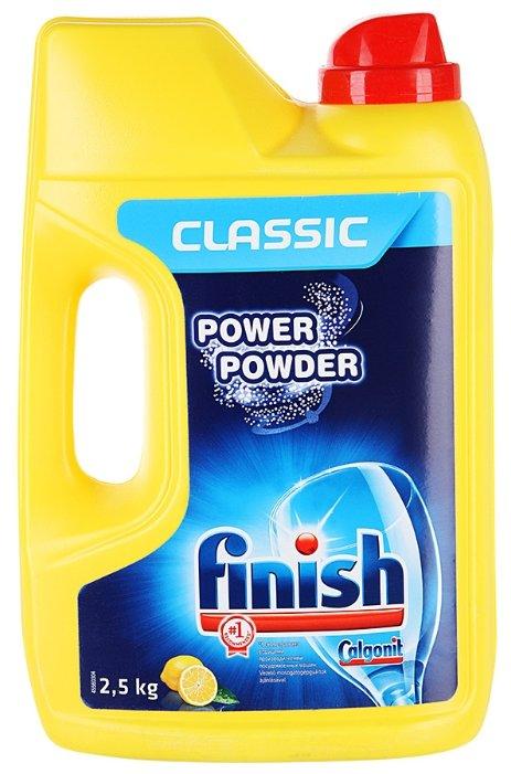 Finish Classic порошок (лимон)
