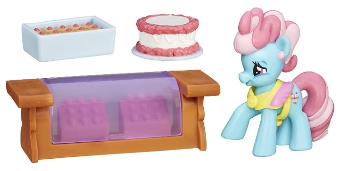Игровой набор Hasbro Mrs Dazzle Cake B5388