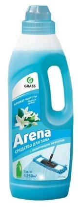 Купить GraSS Средство для мытья полов Arena Водяная лилия 1 л по низкой цене с доставкой из Яндекс.Маркета (бывший Беру)