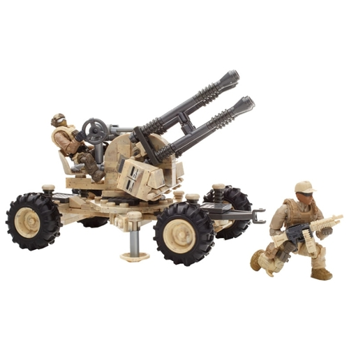 Конструктор Mega Bloks Call of Duty DKX53 ПВО