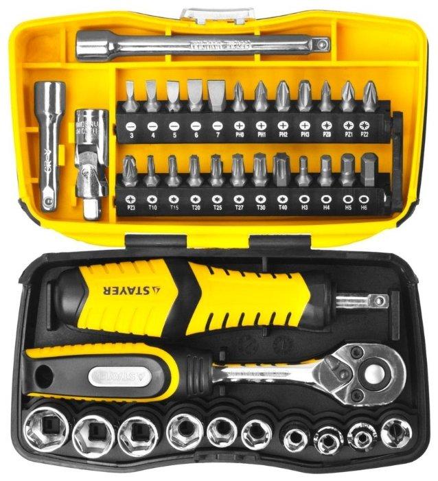 Набор инструментов STAYER 25135-H39