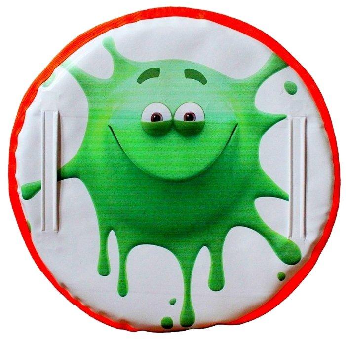 Ледянка RT Монстрик клякса зеленый (5042)