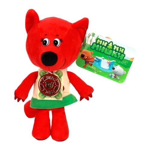 Купить Мягкая игрушка Мульти-Пульти Ми-ми-мишки Лисичка 18 см, Мягкие игрушки