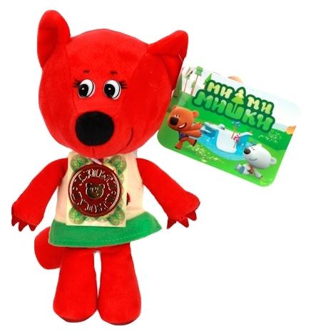 Лисичка Картинки Купить Мягкая игрушка Мульти-Пульти Ми-ми-мишки Лисичка 18 см по