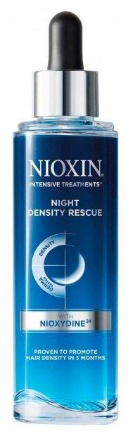 Nioxin INTENSIVE TREATMENT Ночная сыворотка для увеличения густоты волос