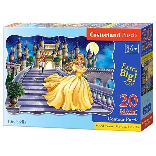 Купить Пазл Castorland Cinderella (B-02351), 20 дет., Пазлы