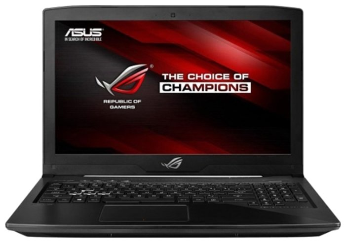 Ноутбук ASUS ROG Strix GL503VD (Intel Core i5 7300HQ 2500 MHz/15.6