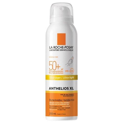 La Roche-Posay Anthelios XL солнцезащитный спрей-вуаль SPF 50 200 мл la roche posay интернет магазин москва