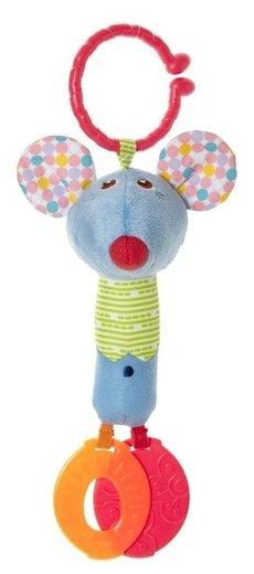 Подвесная игрушка Chicco Мышонок Джино (7654)