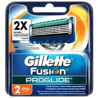 Gillette Сменные лезвия  Fusion ProGlide