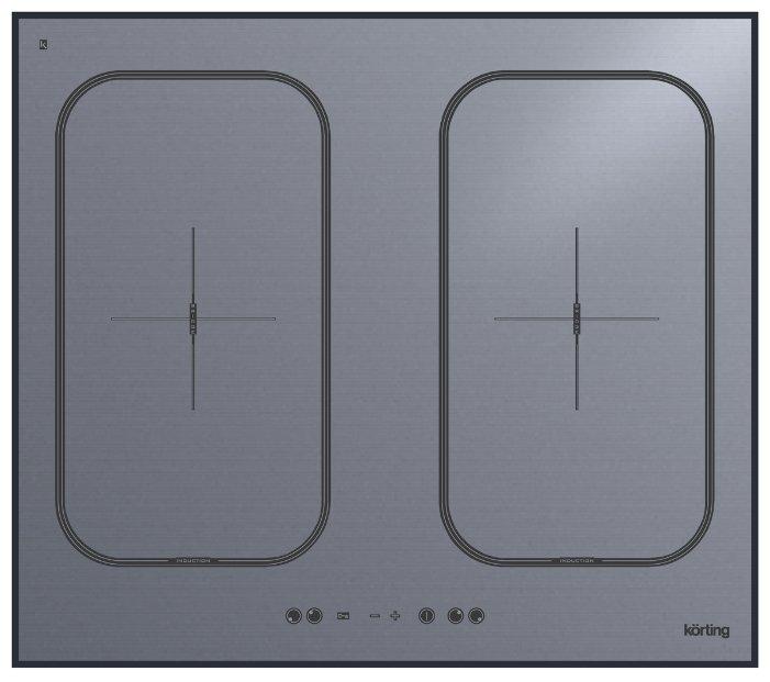 Индукционная варочная панель Korting HIB 6409 BS