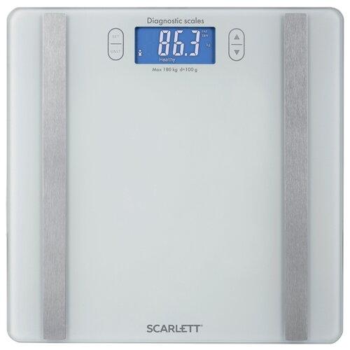 Фото - Весы электронные Scarlett SC-BS33ED85 весы напольные scarlett sc bs 33 e 090