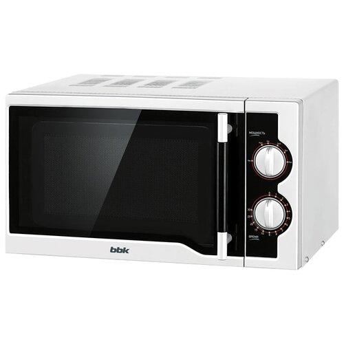 Микроволновая печь BBK 23MWS-928M/W микроволновая печь bbk 23mws 928m w ru 23л 900вт белый